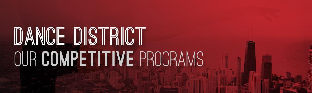 Dance District Competitive Dance Programs